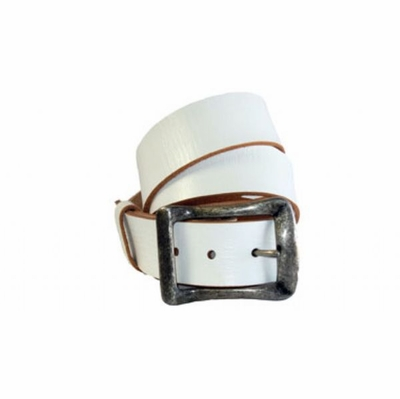 "4133 Casual Leather Belt - 1 1/2"" wide"