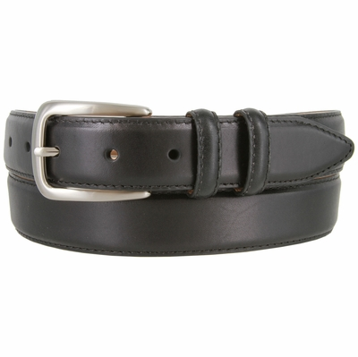 "4192XL Men's Leather Dress Belt - 1 1/8"" wide AVAILABLE UP TO SIZE 60"""