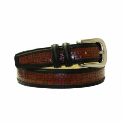 "4241 Leather Belt - 1 1/4"" wide"