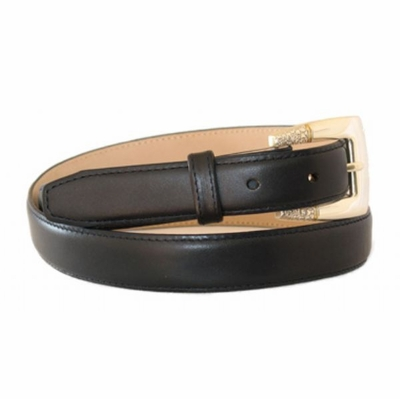 "4288  Dress Leather Belt - 1""wide"