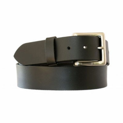 "4422 Men's Basic Casual  Leather Belt - 1 1/2"" Wide"