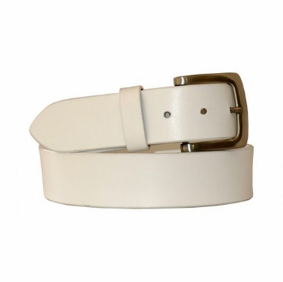 "4430 Casual Leather Belt - 1 1/2"" wide"