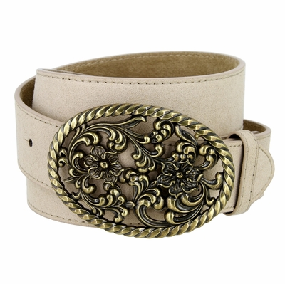 """NEW!!! 2414 Women's Casual Suede Leather Belt - 1 1/2"""" Wide - 8 Colors Available"""