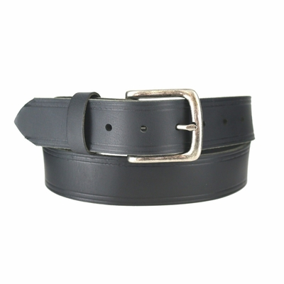 NEW!!! 3618 Men's Genuine Leather Uniform Work Belt - 1 1/2 Wide