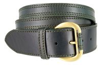 6601 Women's Crossing Straps Belt - Green