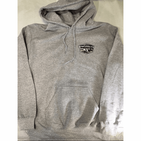 CLEAVER HOODED PULLOVER