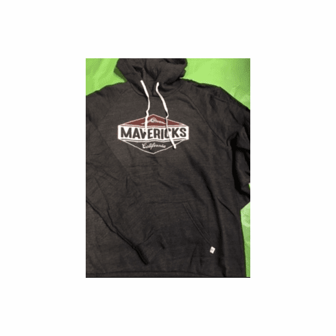 OIL BURN MAV HOODED PULLOVER