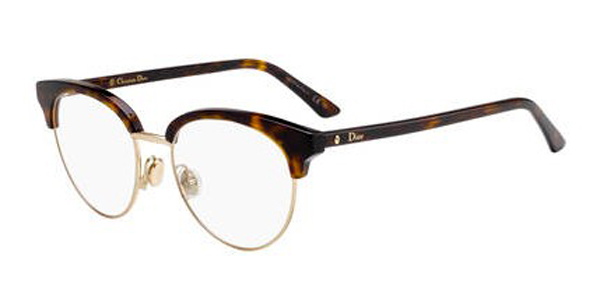 Christian Dior Eyeglasses<br>Montaigne 58