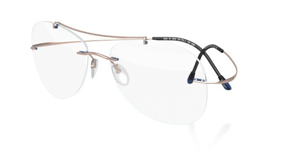 Silhouette Eyeglasses<br>Tma Pulse Chassis 5490 Model 5495