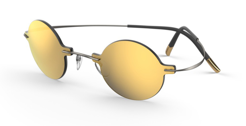 Silhouette Sunglasses<br>20 Years Tma Chassis 8710