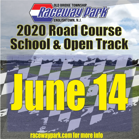 OPEN TRACK 6/14/2020