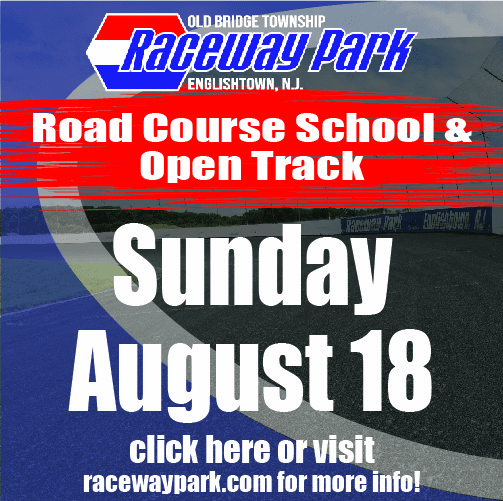 ROAD COURSE OPEN TRACK 8/18