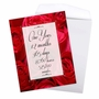 Stylish Milestone Anniversary Jumbo Paper Greeting Card From NobleWorksCards.com - 1 Year Time Count image 3
