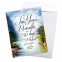 Creative Recovery Jumbo Printed Greeting Card From NobleWorksCards.com - 2 Year Time Count image 3