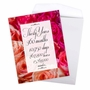 Stylish Milestone Anniversary Jumbo Paper Greeting Card From NobleWorksCards.com - 30 Year Time Count image 3