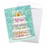 Creative Milestone Birthday Jumbo Printed Greeting Card From NobleWorksCards.com - 30 Year Time Count image 3