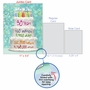 Creative Milestone Birthday Jumbo Printed Greeting Card From NobleWorksCards.com - 30 Year Time Count image 5