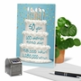 Stylish Milestone Birthday Card From NobleWorksCards.com - 50 Year Time Count image 6