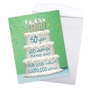 Creative Milestone Birthday Jumbo Greeting Card From NobleWorksCards.com - 50 Year Time Count image 3
