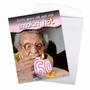 Hilarious Milestone Birthday Jumbo Printed Card From NobleWorksCards.com - 60 Years Old and Hot image 3