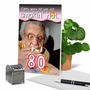 Humorous Milestone Birthday Card From NobleWorksCards.com - 80 Years Old and Hot image 6