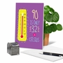 Hilarious Milestone Birthday Printed Greeting Card From NobleWorksCards.com - 90 In Celsius image 5
