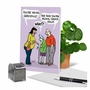 Hilarious Birthday Printed Greeting Card By Susan Camilleri Konar From NobleWorksCards.com - Aging Gracefully image 6