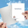 Humorous Anniversary Paper Card From NobleWorksCards.com - Always Right image 4