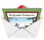 Hysterical Christmas Printed Card by Dan Piraro from NobleWorksCards.com - Another Christmas Card image 2