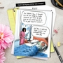 Humorous Father's Day Jumbo Paper Card by Daniel Reynolds from NobleWorksCards.com - Any Other Day image 6