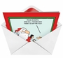 Humorous Christmas Paper Greeting Card by Randy Glasbergen from NobleWorksCards.com - App for That image 2