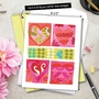 Creative Mother's Day Jumbo Printed Card By Maret Hensick From NobleWorksCards.com - Art Hearts image 6
