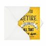 Hysterical Retirement Greeting Card By Johnie Seals From NobleWorksCards.com - As You Retire image 2