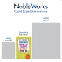 Humorous Birthday Paper Card From NobleWorksCards.com - As Young Today image 5