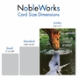 Creative Retirement Jumbo Printed Greeting Card From NobleWorksCards.com - Aspirations image 5