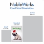 Humorous Merry Christmas Card From NobleWorksCards.com - Bah HumPug image 4