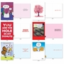 Humorous Valentine's Day Paper Greeting Card By Assorted Artists From NobleWorksCards.com - Be Mine image 1