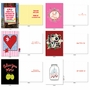 Humorous Valentine's Day Paper Greeting Card By Assorted Artists From NobleWorksCards.com - Be Mine image 5