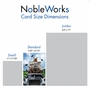 Creative Graduation Printed Card From NobleWorksCards.com - Bear Mascot - 2019 image 4