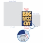 Humorous Birthday Pet Paper Card From NobleWorksCards.com - Big Cat Wishes image 5
