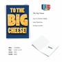 Funny Boss Thank You Paper Greeting Card From NobleWorksCards.com - Big Cheese image 2