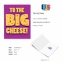 Funny Boss Thank You Jumbo Card From NobleWorksCards.com - Big Cheese image 2