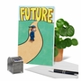 Humorous Graduation Card By Chris Murphy From NobleWorksCards.com - Big Future image 6