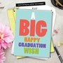 Hilarious Graduation Jumbo Paper Greeting Card from NobleWorksCards.com - Big Graduation Wish image 6