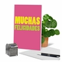 Hilarious Congratulations Greeting Card From NobleWorksCards.com - Big Muchas Felicidades image 6