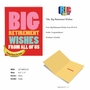 Funny Retirement Jumbo Card From NobleWorksCards.com - Big Retirement Wishes image 5