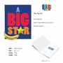 Funny Congratulations Jumbo Card From NobleWorksCards.com - Big Star image 2