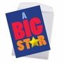 Funny Congratulations Jumbo Card From NobleWorksCards.com - Big Star image 3
