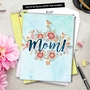 Stylish Mother's Day Jumbo Printed Card from NobleWorksCards.com - Blooming Mom image 6