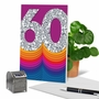 Stylish Milestone Birthday Card From NobleWorksCards.com - Bold Milestones - 60 image 6